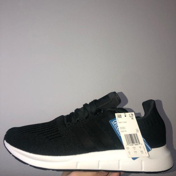 adidas men swift run shoes